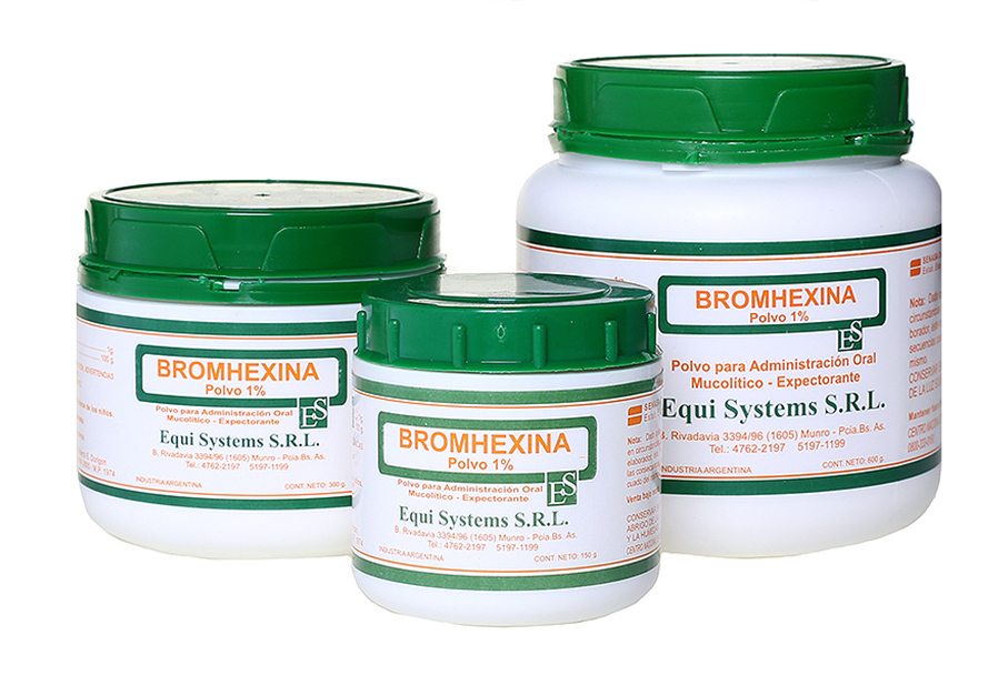 Bromhexine Powder 1%