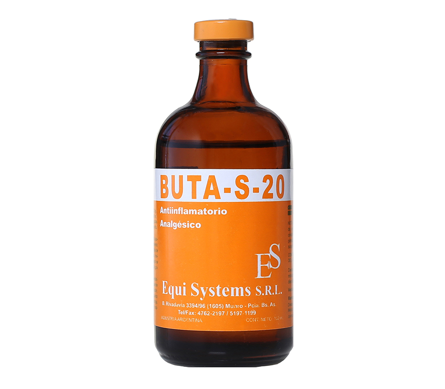 Buta - S20 Inyectable