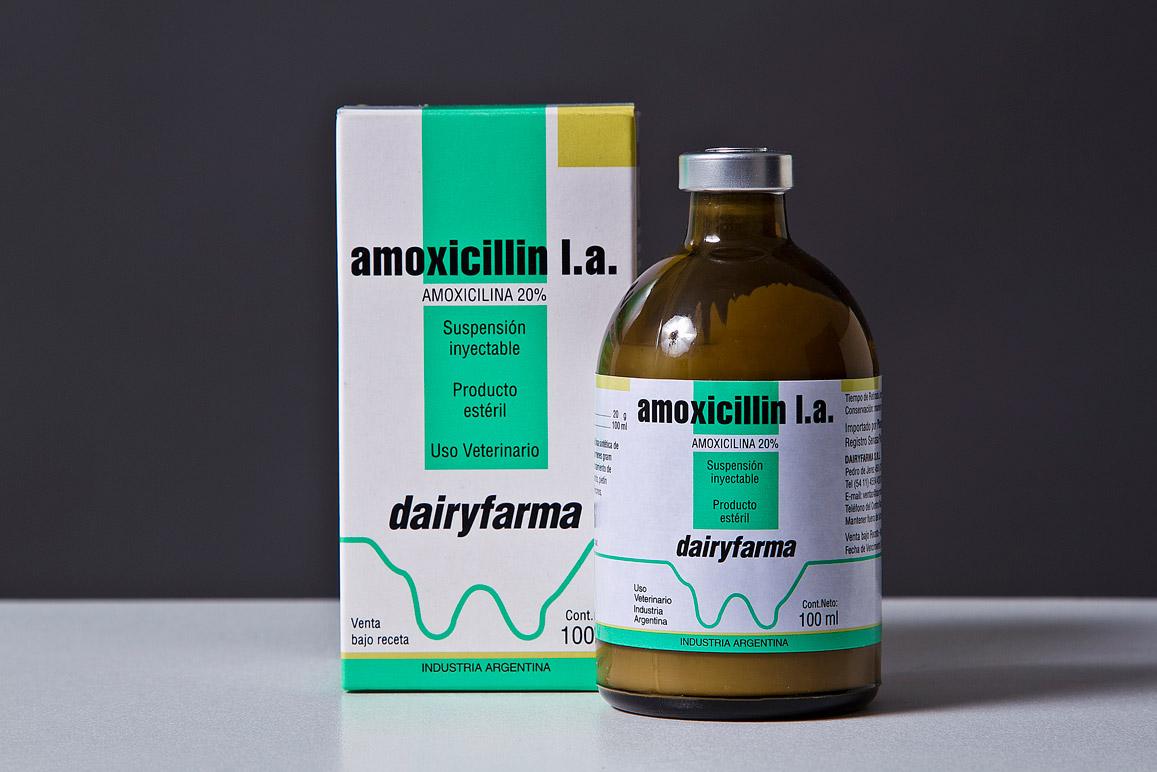 Amoxillin L.A.