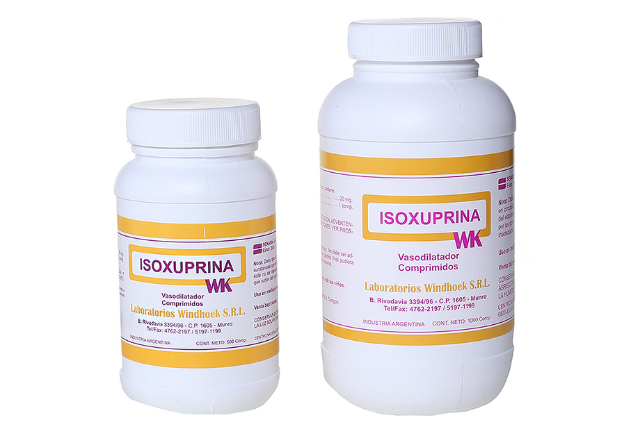 Isoxuprina
