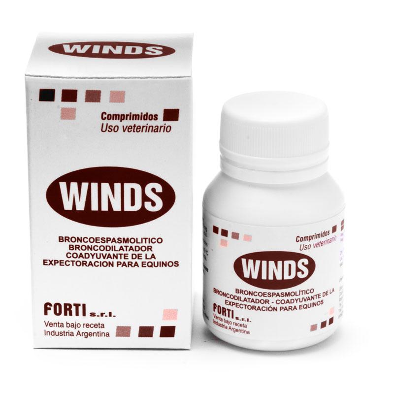 Winds Comprimidos (clembuterol)