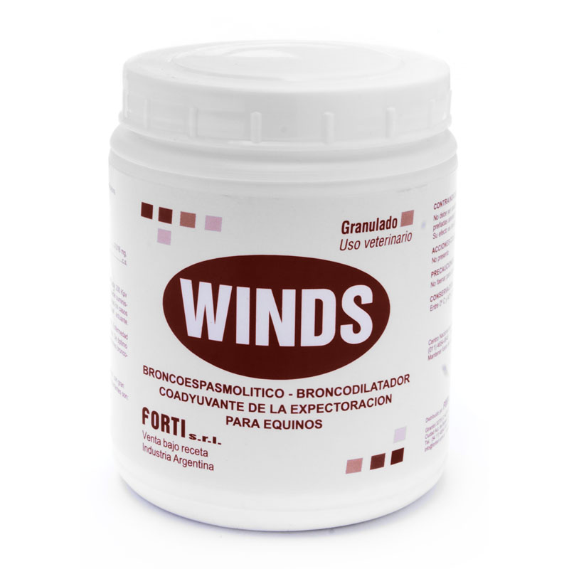 Winds Granulado (clembuterol)