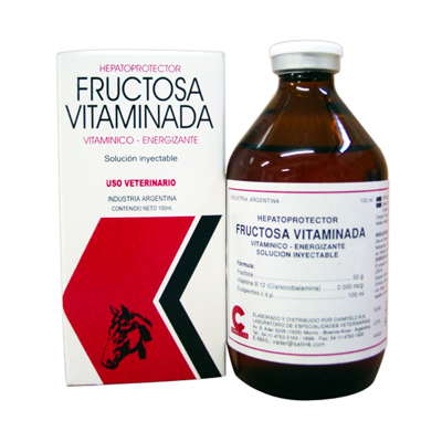 Fructosa Vitaminada