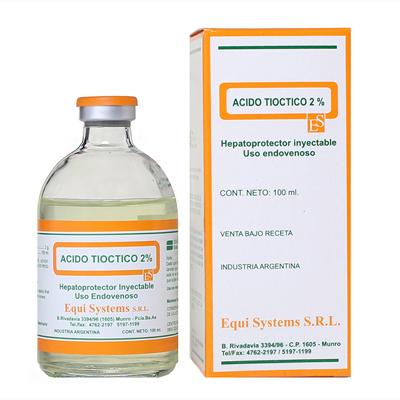 Acido Tioctico 2%