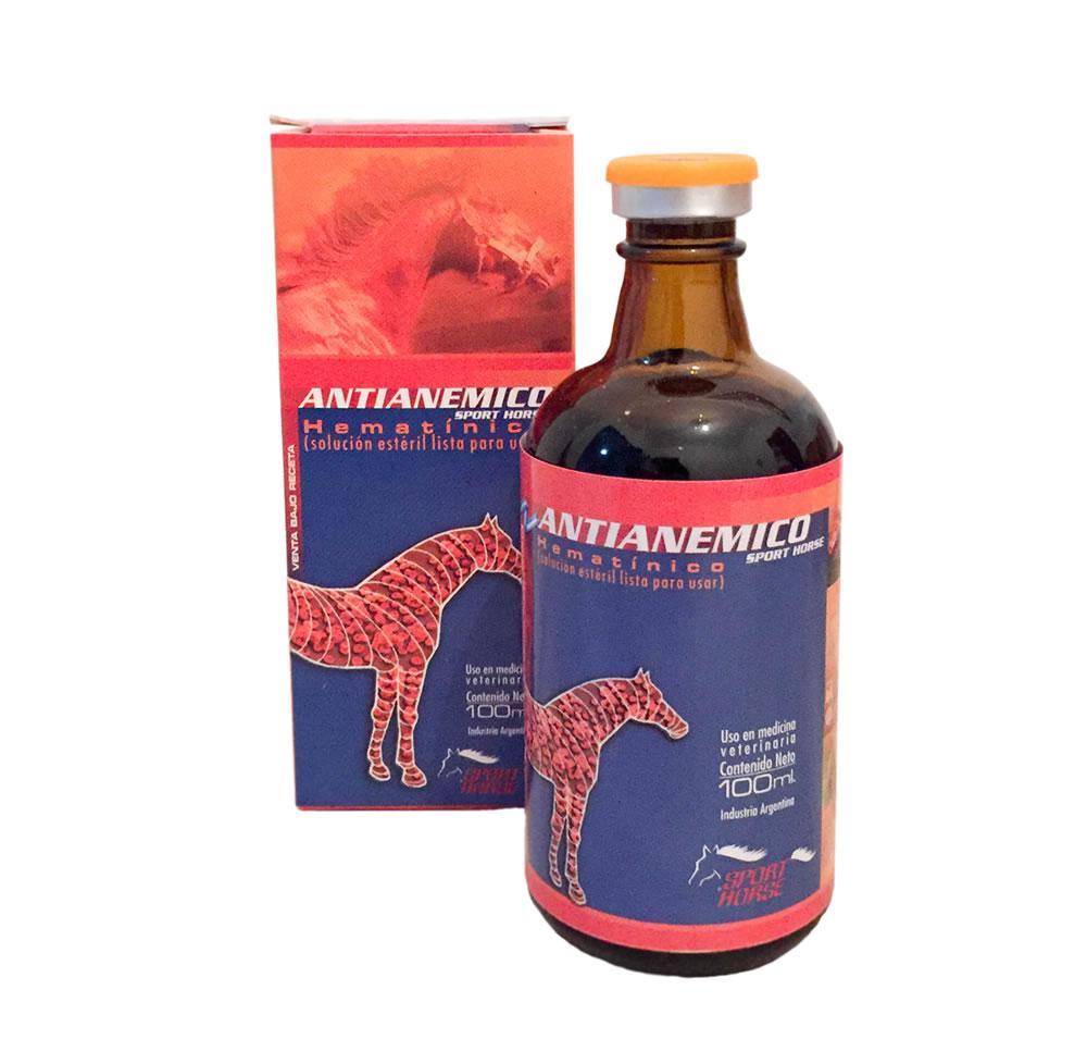 Antianemico