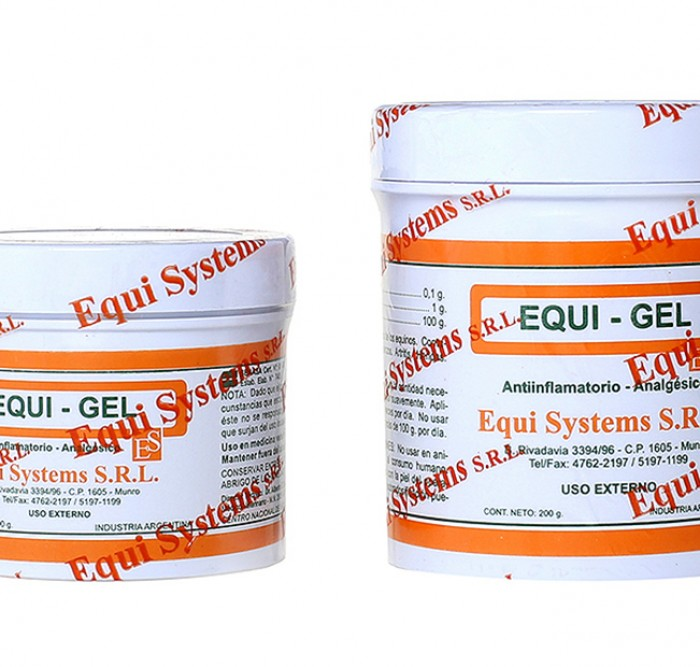 Equi Gel Race