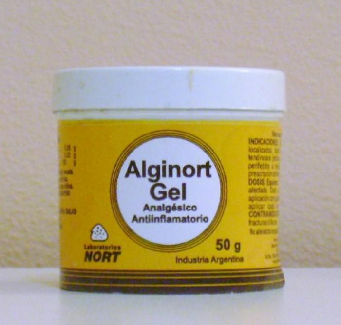Alginort Gel