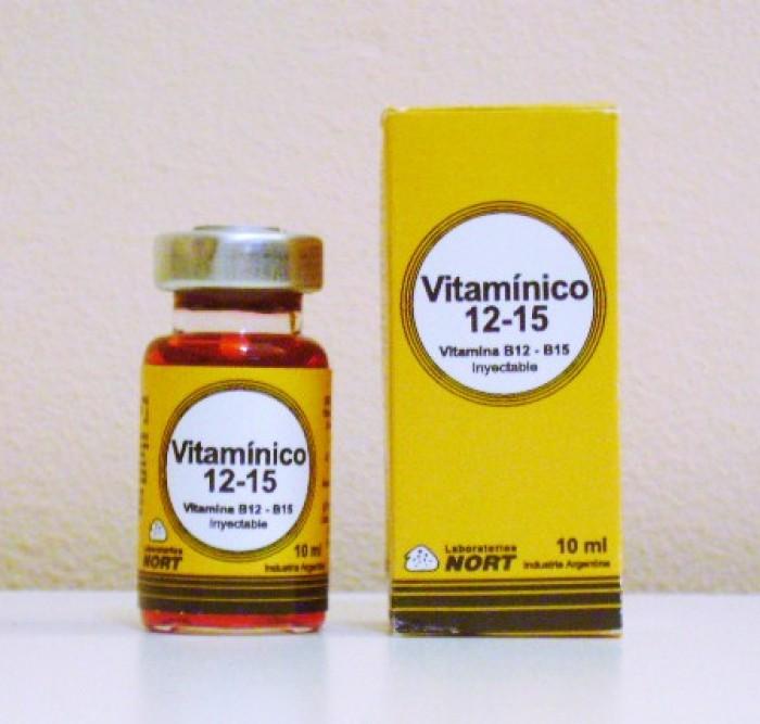 Vitaminico 12-15