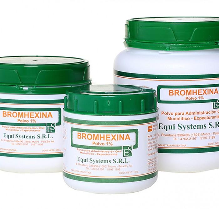 Bromhexina Powder 1%