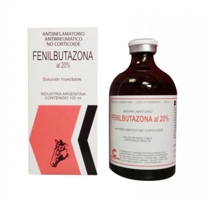 Fenilbutazona al 20%