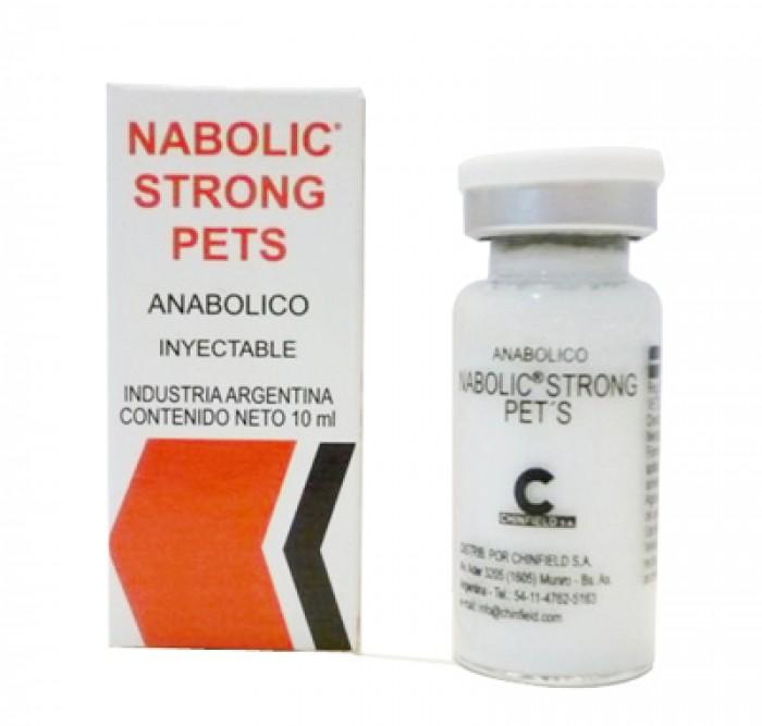 Nabolic Strong Pets (estanozolol 50mg/ml)