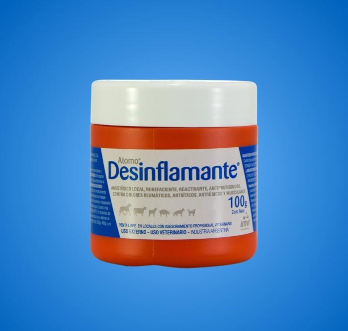 Atomo Desinflamante